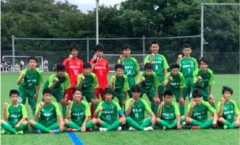 男子サッカーチーム